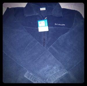Black Columbia Fleece Jacket